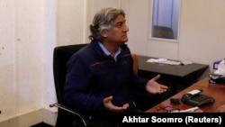 مطیع الله جان خبرنگار پاکستانی