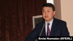 Замирбек Асанов
