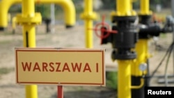 Poland's gas-import contract with Gazprom expires in 2022.