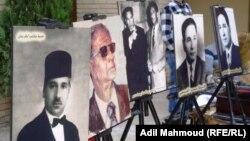 من معرض فوتوغرافي في بغداد لصور الفنان محمد القبانجي
