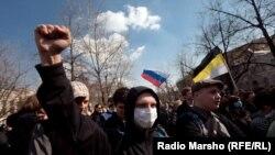Оьрсийчоь --Кавказхошна дуьхьал хIоттийначу националистийн гуламехь, Mоскох, 2012
