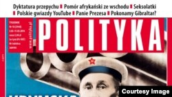 &quot;Putin&#39;s Crimean War. What&#39;s Russia Playing At? What Threatens Poland?&quot; asks Poland&#39;s &quot;Polityka.&quot;<br />