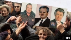 Mladic, Karadzic, and Milosevic are still heroes to many in Serbia.