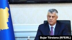 Presidenti Hashim Thaçi