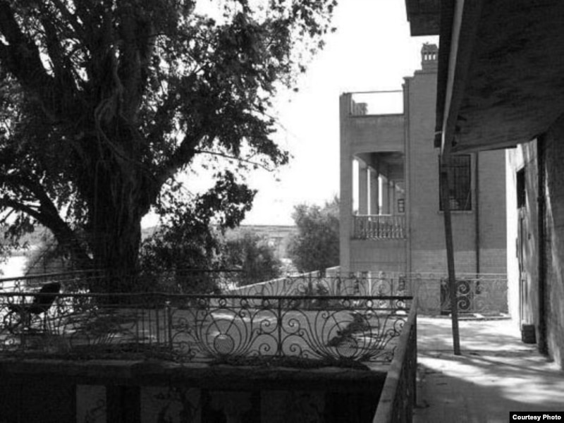 Backers of baghdad film production center seek iraqi for The balcony film