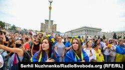 День Независимости, Киев, 24 августа 2020