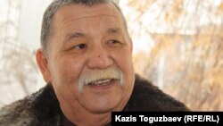 Серік Сәрсенов, Владислав Челахтың адвокаты. Алматы, 5 ақпан 2013 жыл