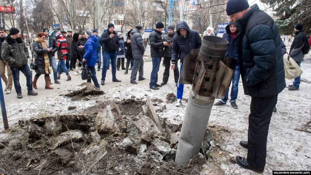 В Офисе генпрокурора инициируют расследование о обстрелы гражданских на Донбассе