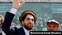 Ахмад Масуд-младший в Панджшере, 5 сентября 2021 года