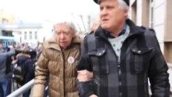 Людмила Алексеева о приговоре по Болотному делу.