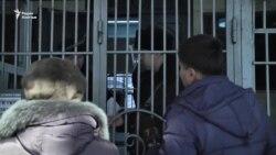 Задержание перед отчетной встречей акима