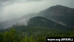Гора Чатыр-Даг, иллюстрационное фото