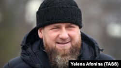 Глава Чечни Рамзан Кадырова