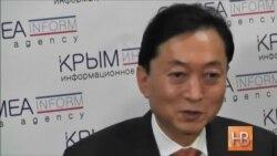 Власти Японии осудили визит бывшего премьер-министра в Крым