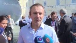 «Öz printsipleri olğan insanlarnı pek ürmet etem» – Vakarçuk Sentsov ve Baluhqa muracaat etti (video)