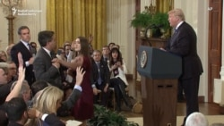 White House Suspends Reporter After Heated Trump Press Conference
