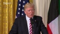 Trump: Military Action Against North Korea Not Inevitable
