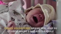 Shrvane bolom: Dojilje beba čije su majke ubijene u napadu u Kabulu