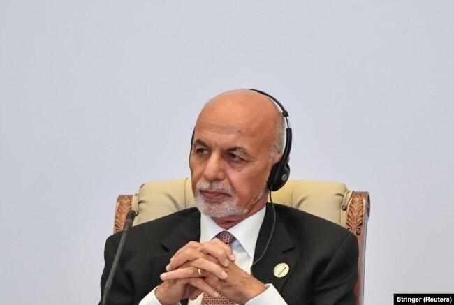 Presidenti afgan, Ashraf Ghani.