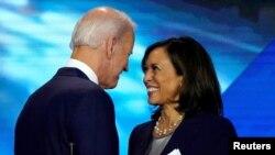 Joe Biden a ales-o pe Kamala Harris ca parteneră de cursă în alegerile din SUA