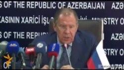 Լավրով․ «Եվրասիականին միանալու պաշտոնական առաջարկ Ադրբեջանը չի ստացել»