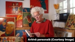 Miron Kiropol printre tablouri și cărți