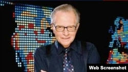 Larry King recently moderated an international energy conference in Kazakhstan.