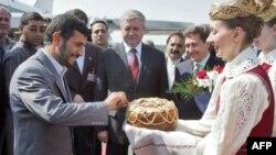 Хлеб, соль, нефть. Иранский гость на белорусской земле