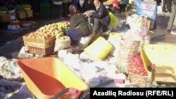 Rayonda kənd təsərrüfatı məhsullarının qiyməti düşür.