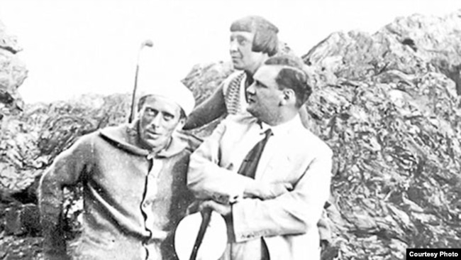 Сергей Эфрон, Марина Цветаева, Петр Сувчинский