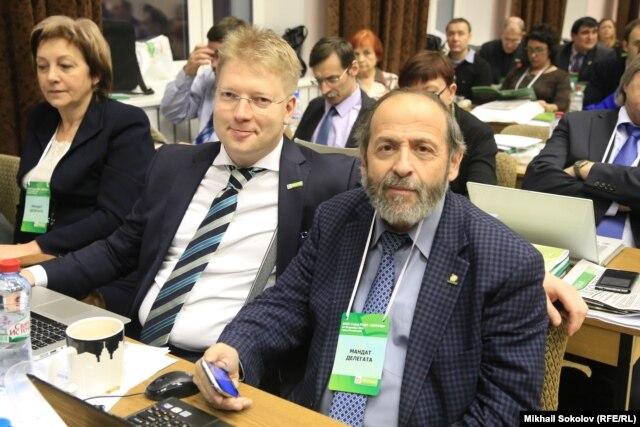 Николай Рыбаков и Борис Вишневский