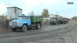Астанада көмір тапшы