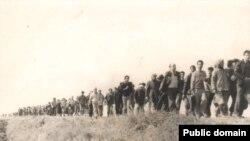 Таманский поход. 1987 год