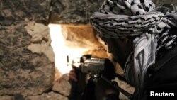 Боєць Вільної сирійської армії