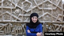 Shkrimtarja Nushin Arbabzadah