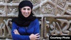Афгано-американская писательница Нушин Арбабзадах.