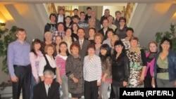 Бөтендөнья татар конгрессы башкарма комитетында