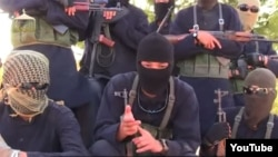 Граждане Казахстана, уехавшие на «джихад» в Сирию.