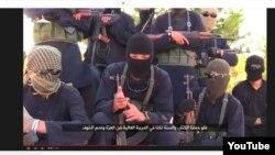 """""""Ислам мамлекети"""" террордук тобунун катарында согушкан борбор азиялыктар"""