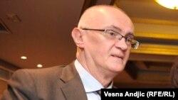 Rodoljub Šabić, poverenik za zaštitu podataka