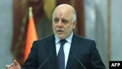 Iraqi Prime Minister Haidar al-Abadi is in Washington, D.C.
