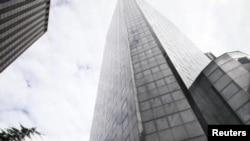 Офис Wall Street Journal в Нью-Йорке