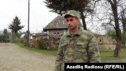 Cavad Tahiov, 2-ci Qarabağ döyüşlərinin iştirakçısı