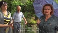 Жыхары «вёскі навукоўцаў» змагаюцца супраць высяленьня