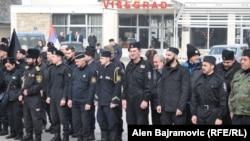 Okupljanje Ravnogorskog četničkog pokreta iz Srbije i BiH, Višegrad, 2019.
