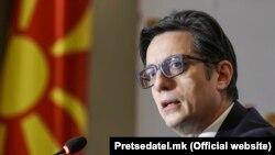 Стево Пендаровски, претседател на РСМ