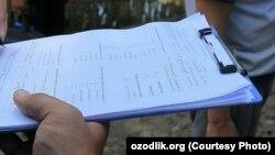 Власти Акалтынского района составляют список жителей, нуждающихся в продуктах питания.
