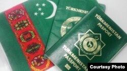 Türkmenistanyň pasporty