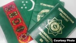 Түркмөнстан -- жарандык паспорт.
