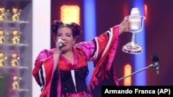 Builki Eurovision müsabiqəsində israilli müğənni Netta qalib gəlib